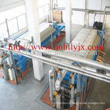 Equipamento de fracionamento do óleo de semente de algodão / óleo de semente de algodão que fraciona a máquina