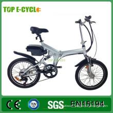 TOP/OEM 20 Inch cheap mini electric folding bike