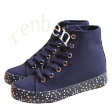 New Arriving Hot Footwear Women′s Casual Canvas Shoes