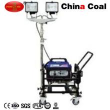 Mo-2050L Diesel LED torre de luz móvil con generador