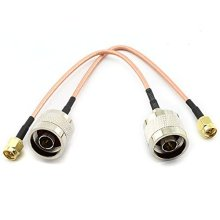 N plug to SMA plug coaxial cables