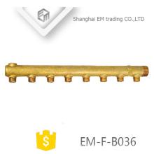 EM-F-B036 Professionelle, preiswerte Messingverteiler in voller Größe