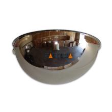 Halbkuppel-Polykarbonat-Außenspiegel (180 Grad)