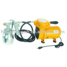 Kit portátil compressor de ar