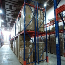 Conventioneel Pallet Racking Project