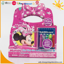 Minnie Activity Tote
