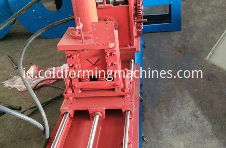 angle iron roll forming machine 4