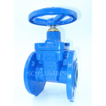 Resilient Seated Gate Valve DIN3202 F4 (NRS, Flange end)