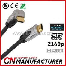 HDMI 1.4 Angle droit du câble