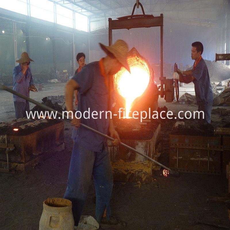 Modern Fireplace Mantels