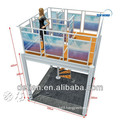 double deck exhibition stand,double deck booth,exhibition contractor