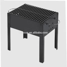 Grade colorida portátil da grade do carvão vegetal do BBQ para o piquenique