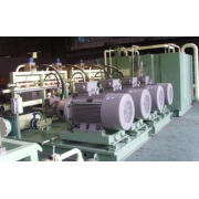 Hydraulic Pump Station , Manifold Or Valve Combination Inde