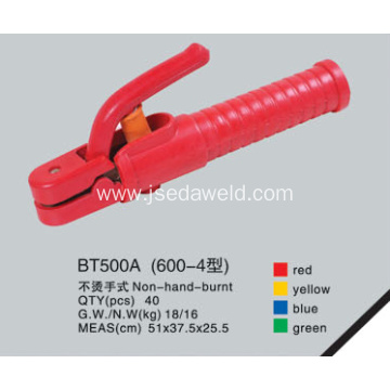Non Hand Burnt Type Electrode Holder BT600A-4