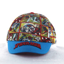 Fashion Cotton Sublimation Print Baby Cap