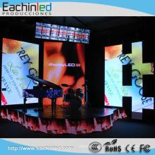 Optimale visuelle P3 Black Face Innen-SMD HD farbenreiche LED-Videowand