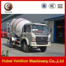 Camión mezclador concreto de 4 * 2 Forland 3-4 metros cúbicos