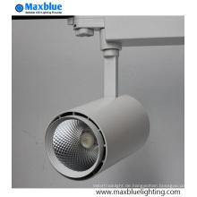 High Power LED COB 24W / 30W Shop Schienenbeleuchtung