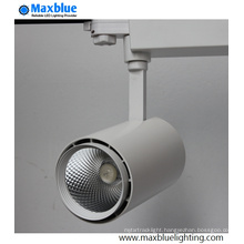 High Power LED COB 24W/30W Shop Track Lighting