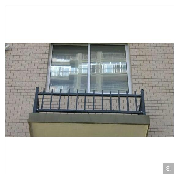 Balcony safety fence
