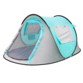 Outdoor 2 Personen Automatische Camping Zelt Doppel Camping Boot Zelt