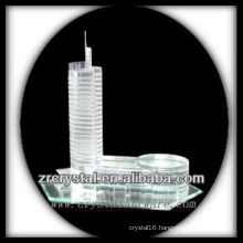 Wonderful Crystal Building Model H031