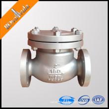 API check valve Swing check valve WCB check valve 2'' 150lb 300lb 600lb 900lb