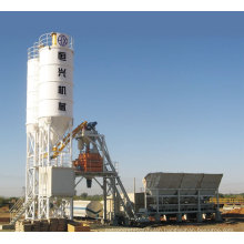 Ready mix cement concrete mixing plant