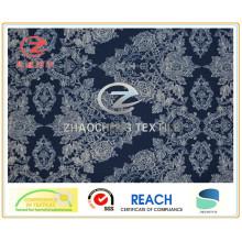 Twice Line Poly Pongee Palace Printing (ZCGP009)
