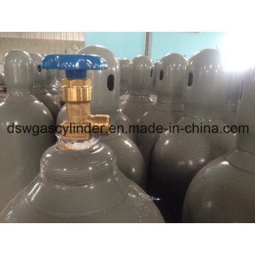 99.999% Oxygen Gas Filled in 10L Cylinder