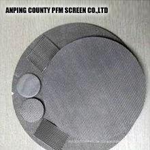 Gesinterte Maschendraht-Wasserfilter-Laminat-Filter-Scheibe