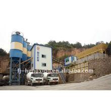 Mezcladora de Hormigón Mezcla Listo Capacidad: 120m3 / hora