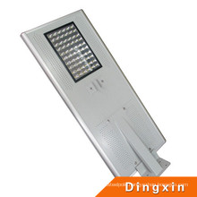 60W Integrated Solar Power LED Street Lights with CE RoHS