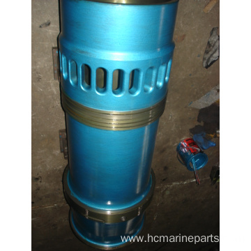 High Performance for Cylinder Liner For Ship Man B&W Cylinder Liner supply to Nepal Suppliers