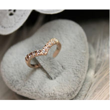 Anillo de diamante anillo de bodas para las mujeres anillos de joyería