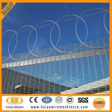 anti-climb netting fence