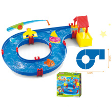 Ensemble de jeu de jeu d'eau de jeu de parc aquatique (H0031232)