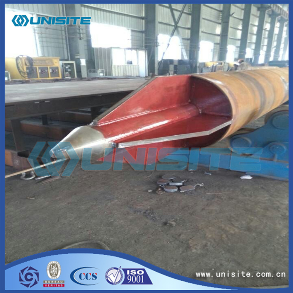 High Strength Marine Steel Spud