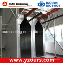 Manufacturer of Curing Oven with Overhead Conveyor