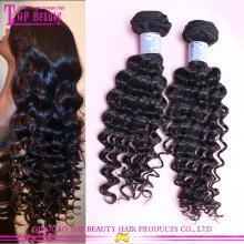 Оптовая дешевые цены высокое качество необработанные Индийские волосы девственницы ранга 7A волос