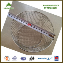 Stainless Steel Wire Mesh Basket / Net Basket
