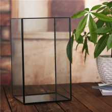 Succulent Planter Container Glass Case Terrarium