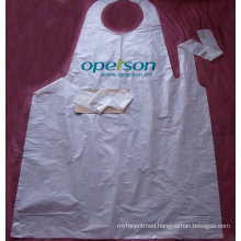 Disposable Dust Proof Plastic Apron