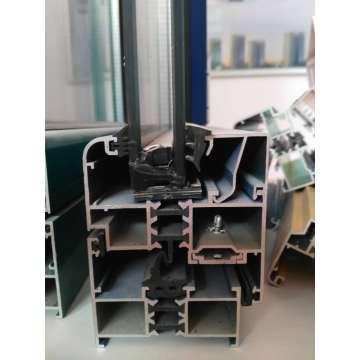 Aluminum Window Section