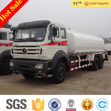 Beiben North Benz 20cbm 20m3 Fuel Tank Truck for Sale