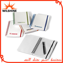 PP Cover Spiral Notebook with 70 Pages for Company Meeting (PPN225)