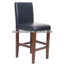 Soild wood club bar stool chair XYH1028