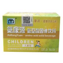 Supply Children Type Amino Acid Solid Drinks, Free Samples for Children, Provide Nourish