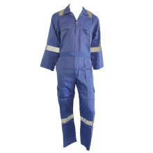 factory customized for Fluorescent Green Coverall Workwear high visibility coverall workwear with reflective tape supply to Gabon Suppliers
