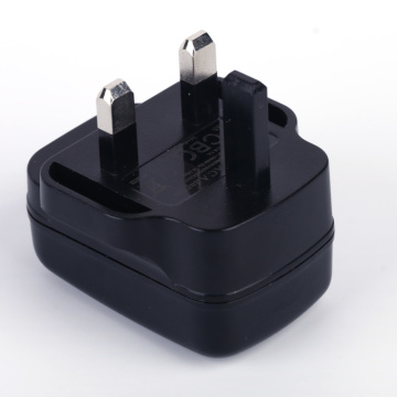 USB-omkopplare adapter UK-kontakt 5V